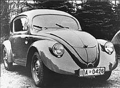 voiture coccinelle histoire